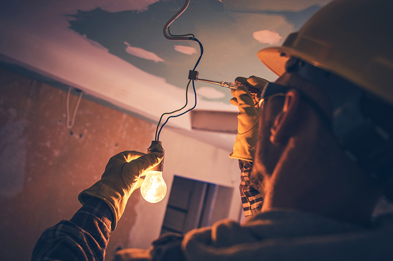 Electrician Courses in Crewe Cheshire