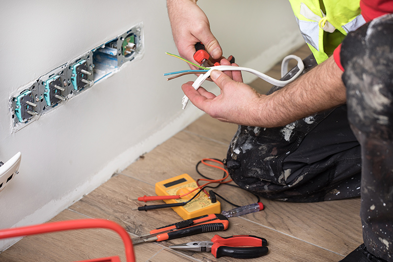 Emergency Electrician in Crewe Cheshire